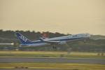 snow_shinさんが、成田国際空港で撮影した全日空 767-381/ERの航空フォト(飛行機 写真・画像)