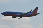 Dekatyouさんが、ボルティモア・ワシントン国際空港で撮影したサウスウェスト航空 737-3H4の航空フォト(写真)