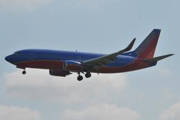 Dekatyouさんが、ボルティモア・ワシントン国際空港で撮影したサウスウェスト航空 737-3H4の航空フォト(飛行機 写真・画像)