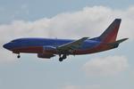 Dekatyouさんが、ボルティモア・ワシントン国際空港で撮影したサウスウェスト航空 737-5H4の航空フォト(写真)
