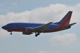 Dekatyouさんが、ボルティモア・ワシントン国際空港で撮影したサウスウェスト航空 737-5H4の航空フォト(飛行機 写真・画像)