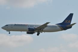 Dekatyouさんが、ボルティモア・ワシントン国際空港で撮影したバハマスエア 737-429の航空フォト(飛行機 写真・画像)