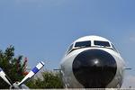 hirokongさんが、航空公園駅前で撮影した全日空 YS-11A-500の航空フォト(飛行機 写真・画像)