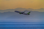 大分空港 - Oita Airport [OIT/RJFO]で撮影されたソラシド エア - Solaseed Air [LQ/SNJ]の航空機写真