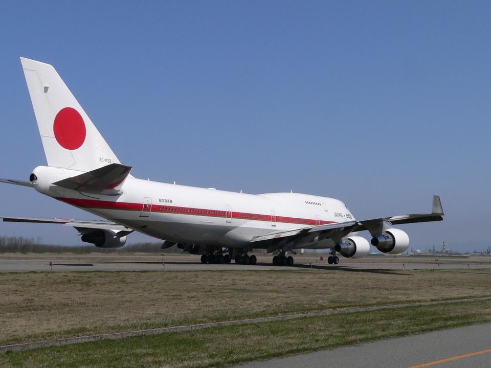 MIL26Tさんの航空自衛隊 Boeing 747-400 (20-1102) 航空フォト