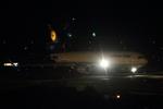 SKYLINEさんが、成田国際空港で撮影したルフトハンザ・カーゴ MD-11Fの航空フォト(飛行機 写真・画像)
