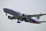 Kuuさんが、関西国際空港で撮影したマレーシア航空 777-2H6/ERの航空フォト(飛行機 写真・画像)