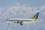 富山空港 - Toyama Airport [TOY/RJNT]で撮影されたAIR DO - Hokkaido International Airlines [HD/ADO]の航空機写真