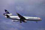 sakuraさんが、成田国際空港で撮影したサウジアラビア航空 MD-11Fの航空フォト(飛行機 写真・画像)