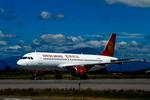 カヤノユウイチさんが、米子空港で撮影した吉祥航空 A320-214の航空フォト(飛行機 写真・画像)