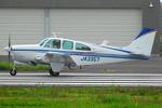 Chofu Spotter Ariaさんが、調布飛行場で撮影した日本法人所有 35 Bonanzaの航空フォト(写真)