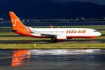 Tomo-Papaさんが、関西国際空港で撮影したチェジュ航空 737-86Nの航空フォト(写真)