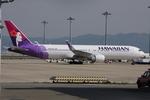 WING_ACEさんが、関西国際空港で撮影したハワイアン航空 767-33A/ERの航空フォト(飛行機 写真・画像)