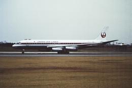青路村さんが、伊丹空港で撮影した日本航空 DC-8-62の航空フォト(飛行機 写真・画像)