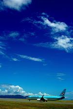 rjnsphotoclub-No.07さんが、静岡空港で撮影した大韓航空 737-9B5/ER の航空フォト(飛行機 写真・画像)