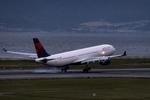 関西国際空港 - Kansai International Airport [KIX/RJBB]で撮影されたデルタ航空 - Delta Air Lines [DL/DAL]の航空機写真