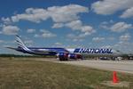 ウィローラン空港 - Willow Run Airport [YIP/KYIP]で撮影されたナショナル・エアラインズ - National Airlines [N8/NCR]の航空機写真