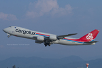 Scotchさんが、小松空港で撮影したカーゴルクス 747-8R7F/SCDの航空フォト(飛行機 写真・画像)