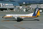 伊丹空港 - Osaka International Airport [ITM/RJOO]で撮影された日本エアコミューター - Japan Air Commuter [3X/JAC]の航空機写真