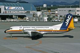 Gambardierさんが、伊丹空港で撮影した日本エアコミューター YS-11A-500の航空フォト(写真)
