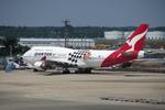 SKYLINEさんが、成田国際空港で撮影したカンタス航空 747-48Eの航空フォト(写真)