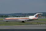 Gambardierさんが、ロナルド・レーガン・ワシントン・ナショナル空港で撮影したユナイテッド航空 727-222の航空フォト(写真)