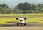 ふじいあきらさんが、広島空港で撮影したアイベックスエアラインズ CL-600-2C10 Regional Jet CRJ-702の航空フォト(飛行機 写真・画像)