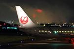 みゆゆさんが、旭川空港で撮影したJALエクスプレス 737-846の航空フォト(飛行機 写真・画像)