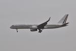 ばっしーさんが、成田国際空港で撮影したメキシコ空軍 757-225の航空フォト(飛行機 写真・画像)