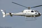 Chofu Spotter Ariaさんが、東京ヘリポートで撮影した雄飛航空 AS350B Ecureuilの航空フォト(飛行機 写真・画像)