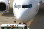 ふじいあきらさんが、広島空港で撮影した日本航空 737-846の航空フォト(写真)