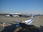 michaelさんが、成田国際空港で撮影した全日空 A320-214の航空フォト(写真)