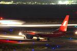 うえぽんさんが、関西国際空港で撮影した上海航空 737-86Dの航空フォト(写真)