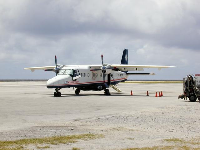マジュロ国際空港 [MAJ/PKMJ]で撮影されたマジュロ国際空港 [MAJ/PKMJ]の航空機写真