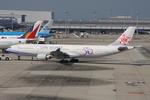 WING_ACEさんが、関西国際空港で撮影したチャイナエアライン A330-302の航空フォト(写真)