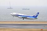 ふじいあきらさんが、羽田空港で撮影したANAウイングス 737-5L9の航空フォト(写真)