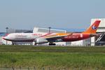 SKYLINEさんが、成田国際空港で撮影した中国東方航空 A330-343Xの航空フォト(飛行機 写真・画像)