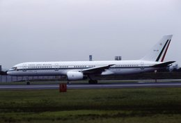 md11jbirdさんが、伊丹空港で撮影したメキシコ空軍 757-225の航空フォト(飛行機 写真・画像)