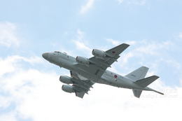 sky123さんが、厚木飛行場で撮影した海上自衛隊 XP-1の航空フォト(写真)