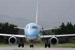 熊本空港 - Kumamoto Airport [KMJ/RJFT]で撮影されたフジドリームエアラインズ - Fuji Dream Airlines [JH/FDA]の航空機写真