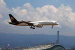 T.Sazenさんが、関西国際空港で撮影したUPS航空 757-24APFの航空フォト(写真)
