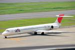 パンダさんが、羽田空港で撮影した日本航空 MD-90-30の航空フォト(写真)