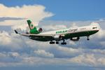 LOTUSさんが、関西国際空港で撮影したエバー航空 MD-11Fの航空フォト(写真)