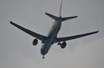 蒼い鳩さんが、東京ヘリポートで撮影した全日空 777-381の航空フォト(写真)
