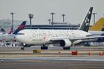 パンダさんが、成田国際空港で撮影したアシアナ航空 767-38Eの航空フォト(飛行機 写真・画像)