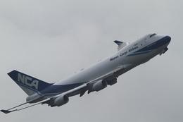 maruさんが、成田国際空港で撮影した日本貨物航空 747-4KZF/SCDの航空フォト(写真)