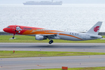 Scotchさんが、中部国際空港で撮影した中国国際航空 A321-213の航空フォト(飛行機 写真・画像)