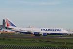 matsuさんが、成田国際空港で撮影したウェルズ・ファーゴ・バンク・ノースウェスト 747-412の航空フォト(写真)