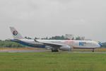matsuさんが、成田国際空港で撮影した中国東方航空 A330-343Xの航空フォト(飛行機 写真・画像)
