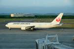 パンダさんが、新千歳空港で撮影した日本航空 767-346/ERの航空フォト(飛行機 写真・画像)